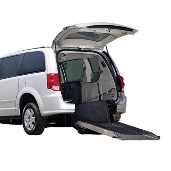 Plancher abaissé Dodge Savaria entrée arrière manuelle