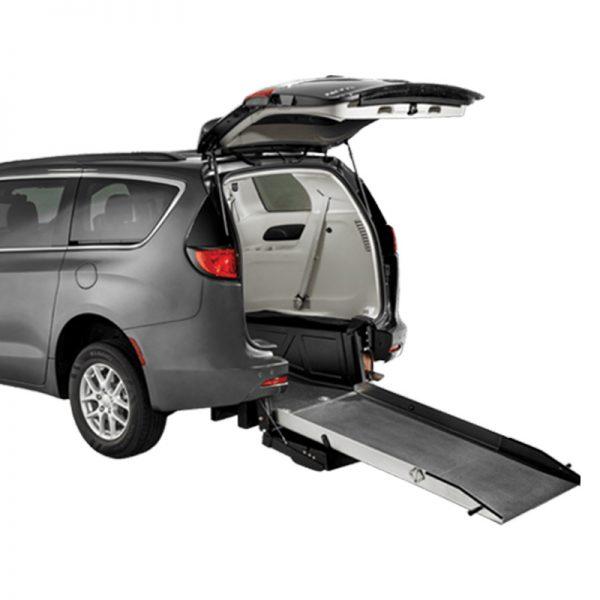 Plancher abaissé Chrysler entrée arrière manuelle