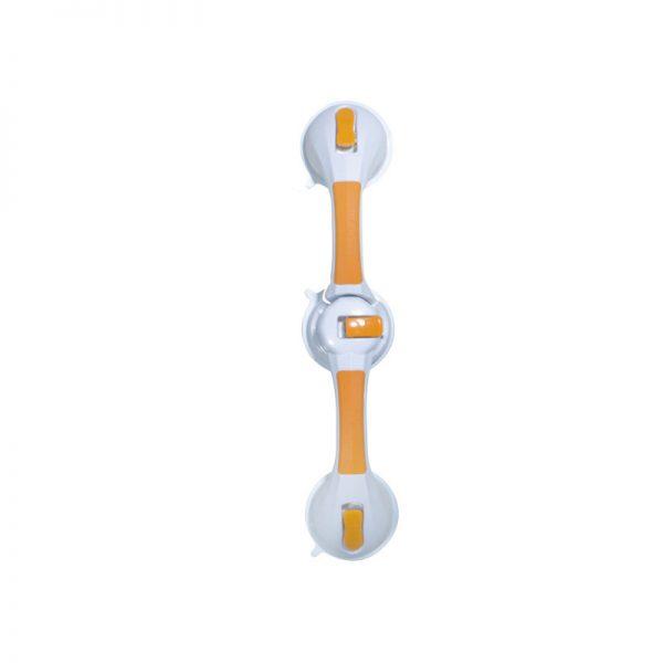 Barre d'appui rotative à ventouses