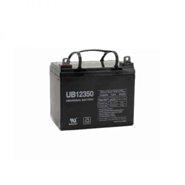 Batterie 12 volts acide scellé