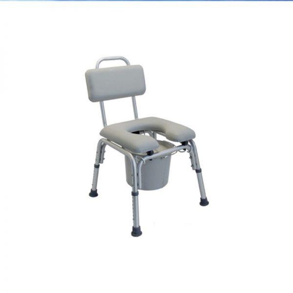 Chaise d'aisance sur roues LUMEX