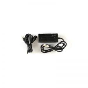 Chargeur pour fauteuil motorisé 24 v 2 amps