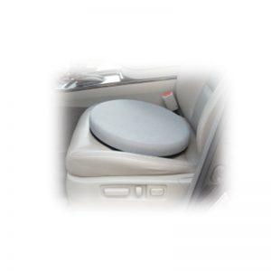 Coussin de siège rembourré rotatif