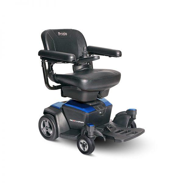 Fauteuil roulant électrique Pride Mobility go chair 2.0