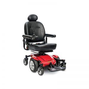 Fauteuil roulant électrique Pride Mobility jazzy Select 6