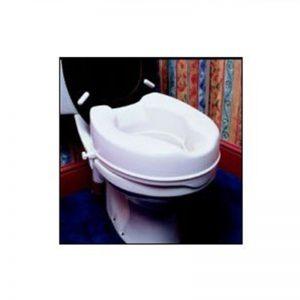 Siège de toilette surélevé rond type Savanah